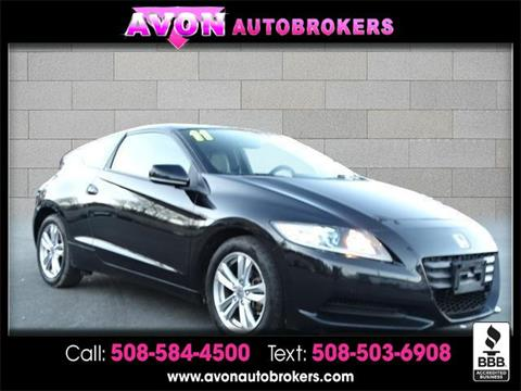 2011 Honda CR-Z for sale in Avon, MA