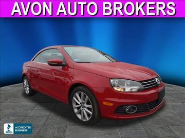 2012 Volkswagen Eos for sale in Avon, MA