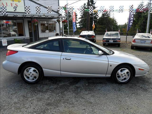 2002 Saturn S-Series for sale at G&R Auto Sales in Lynnwood WA