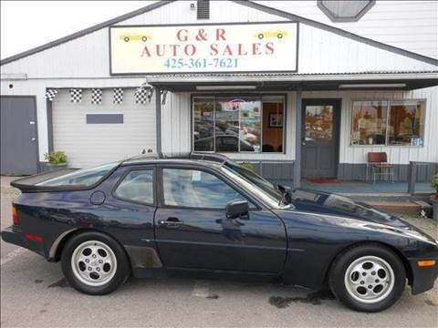 1987 Porsche 944 for sale in Lynnwood, WA