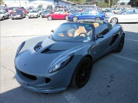 2005 Lotus Elise for sale at G&R Auto Sales in Lynnwood WA
