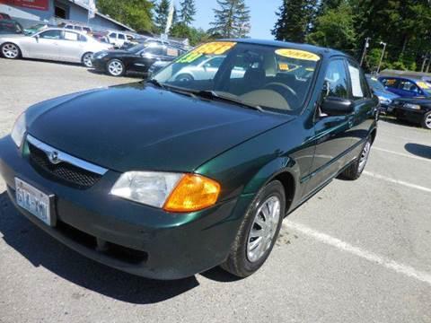 2000 Mazda Protege for sale in Lynnwood, WA