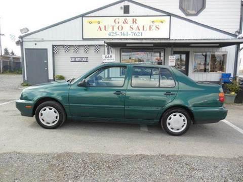 1996 Volkswagen Jetta for sale in Lynnwood, WA
