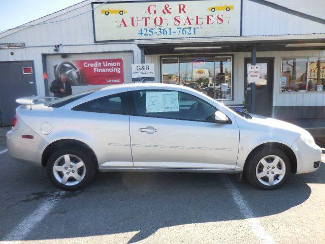 2007 Chevrolet Cobalt for sale at G&R Auto Sales in Lynnwood WA