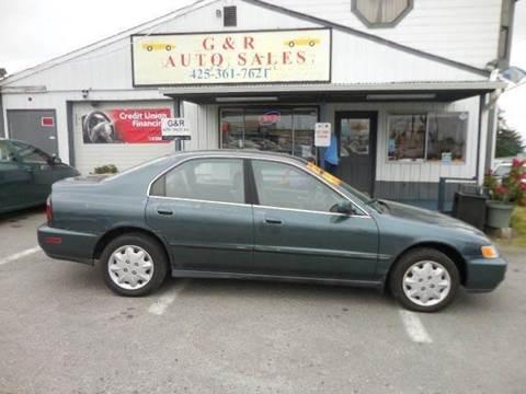 1997 Honda Accord for sale in Lynnwood, WA