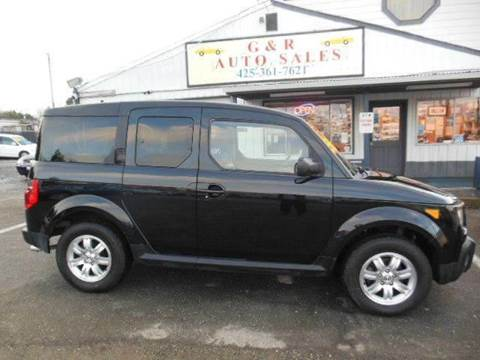 2006 Honda Element for sale at G&R Auto Sales in Lynnwood WA