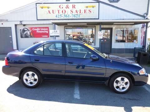 2005 Nissan Sentra for sale in Lynnwood, WA