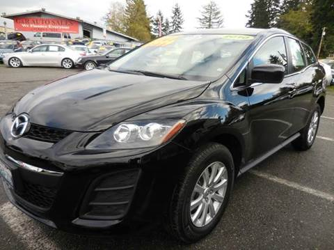2010 Mazda CX-7 for sale at G&R Auto Sales in Lynnwood WA