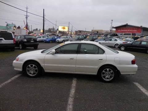 2000 Acura TL for sale at G&R Auto Sales in Lynnwood WA