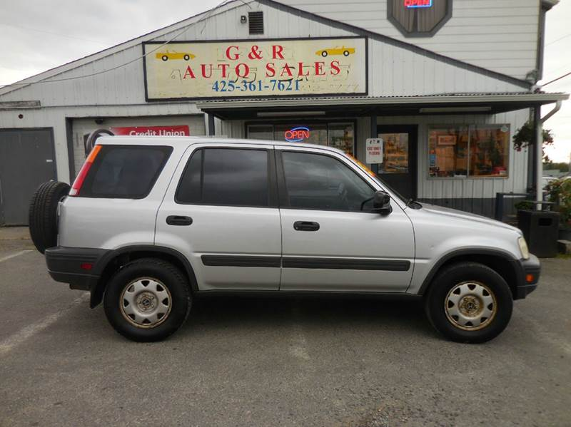 2000 Honda CR-V for sale at G&R Auto Sales in Lynnwood WA
