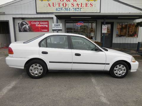 1998 Honda Civic for sale in Lynnwood, WA