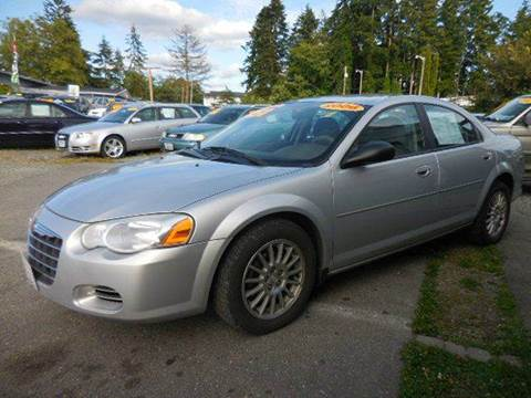 2006 Chrysler Sebring for sale at G&R Auto Sales in Lynnwood WA