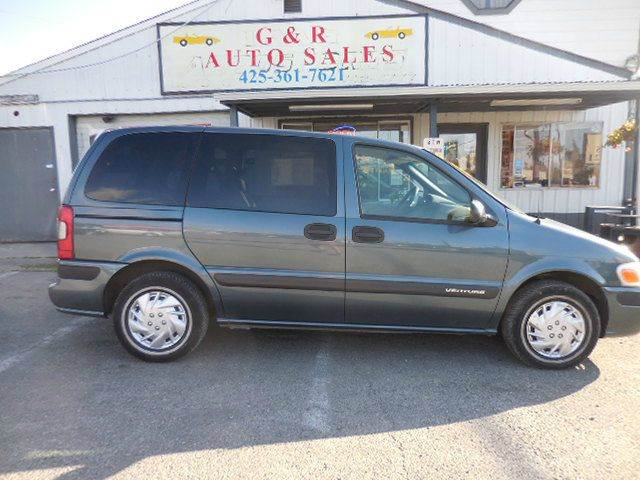 2004 Chevrolet Venture for sale at G&R Auto Sales in Lynnwood WA