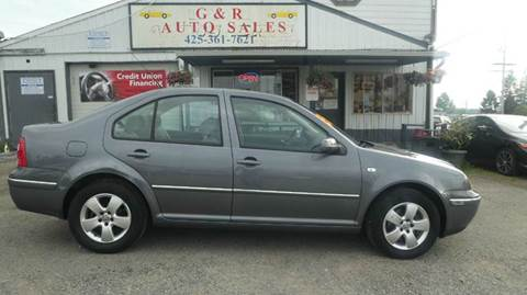 2005 Volkswagen Jetta for sale at G&R Auto Sales in Lynnwood WA
