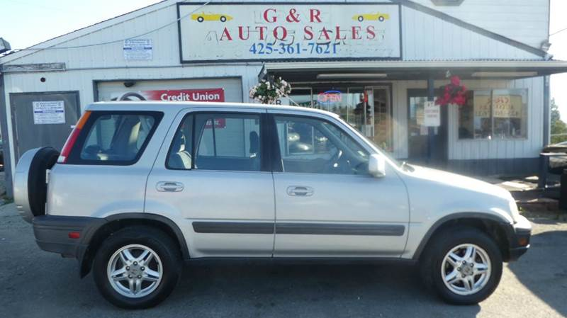 1998 Honda CR-V for sale at G&R Auto Sales in Lynnwood WA