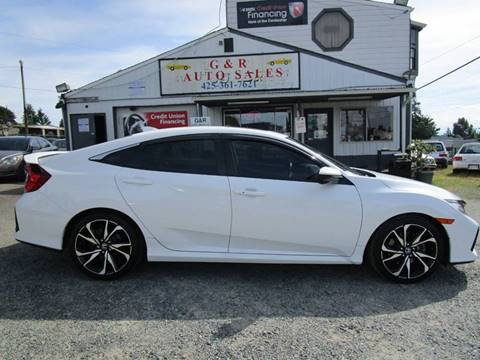 2017 Honda Civic for sale in Lynnwood, WA