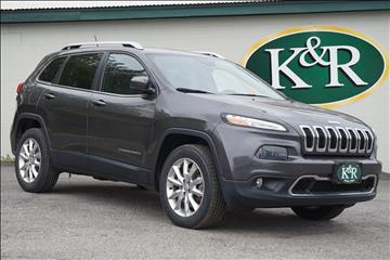 2014 Jeep Cherokee for sale in Auburn, ME