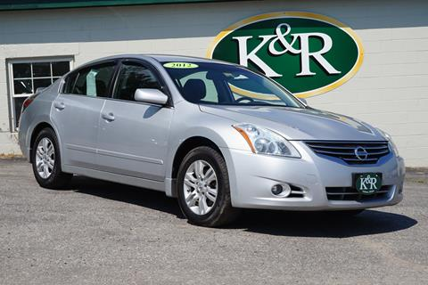 2012 Nissan Altima for sale in Auburn, ME