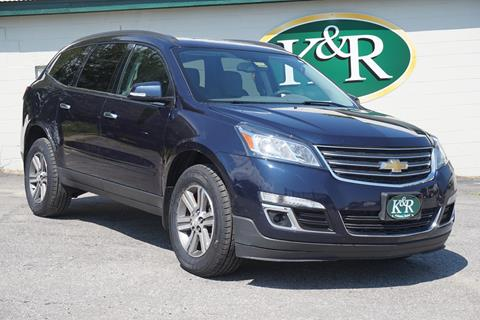 2015 Chevrolet Traverse for sale in Auburn, ME