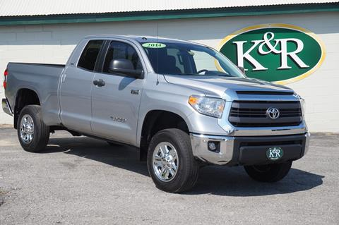 2014 Toyota Tundra for sale in Auburn, ME