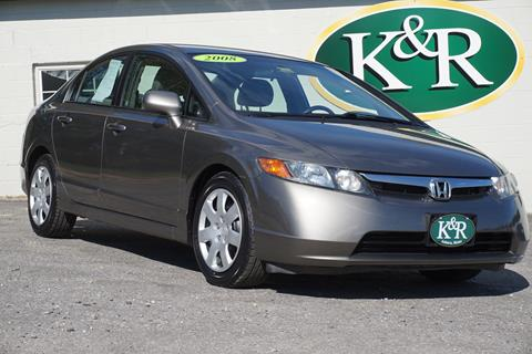 2008 Honda Civic for sale in Auburn, ME