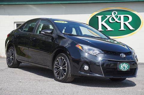 2014 Toyota Corolla for sale in Auburn, ME