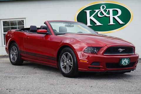 2013 Ford Mustang for sale in Auburn, ME