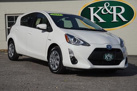 2015 Toyota Prius c for sale in Auburn, ME