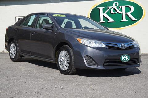 2014 Toyota Camry for sale in Auburn, ME