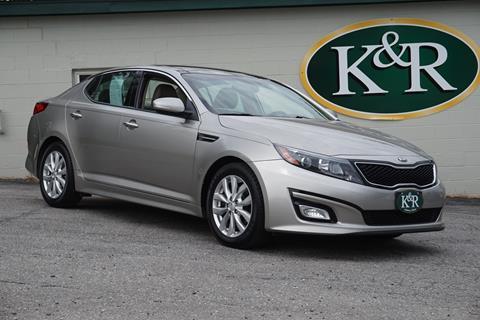 2014 Kia Optima for sale in Auburn, ME