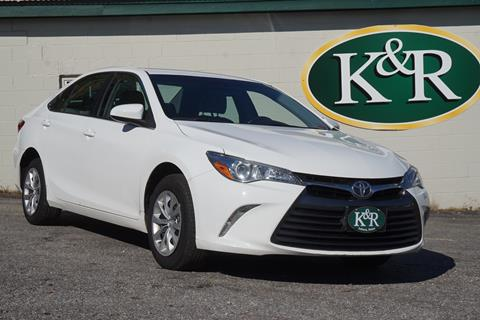 2015 Toyota Camry For Sale In Auburn, ME