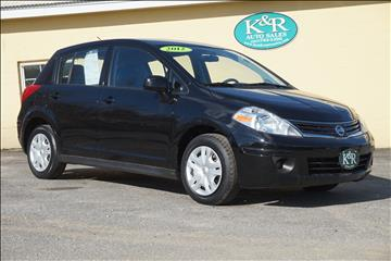 2012 Nissan Versa for sale in Auburn, ME