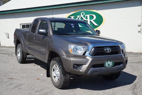 2013 Toyota Tacoma For Sale >> 2013 Toyota Tacoma For Sale In Auburn Me