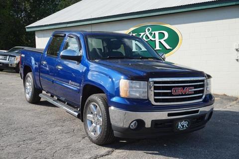 2012 GMC Sierra 1500 for sale in Auburn, ME