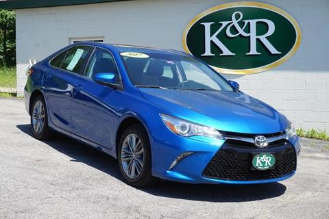 2017 Toyota Camry for sale in Auburn, ME