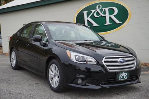 2017 Subaru Legacy for sale in Auburn, ME
