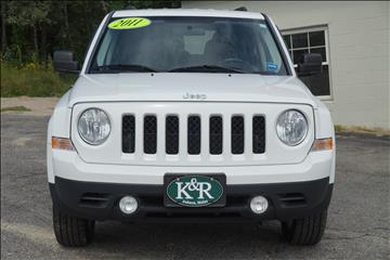 2011 Jeep Patriot for sale in Auburn, ME