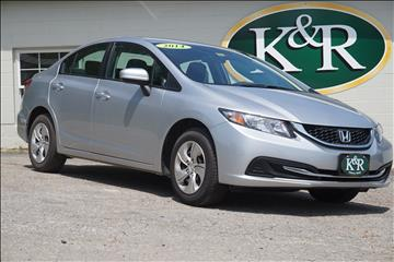 2014 Honda Civic for sale in Auburn, ME