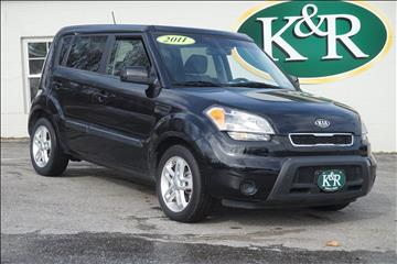 2013 Kia Soul for sale in Auburn, ME