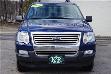 2007 Ford Explorer for sale in Auburn, ME
