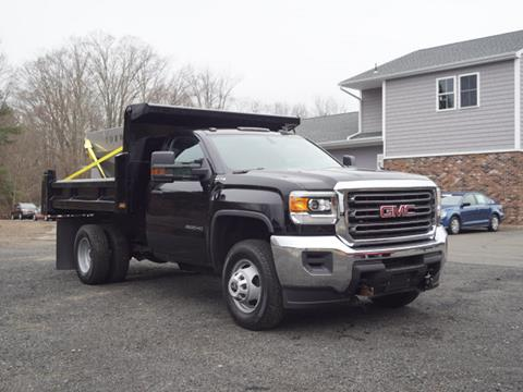 2016 GMC Sierra 3500HD CC for sale in Canton, CT