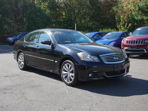 2008 Infiniti M35 for sale in Canton, CT