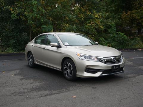 2016 Honda Accord for sale in Canton, CT