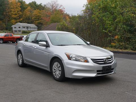 2012 Honda Accord for sale in Canton, CT