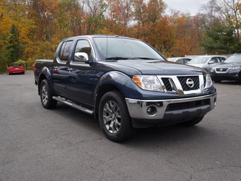 2019 Nissan Frontier for sale in Canton, CT