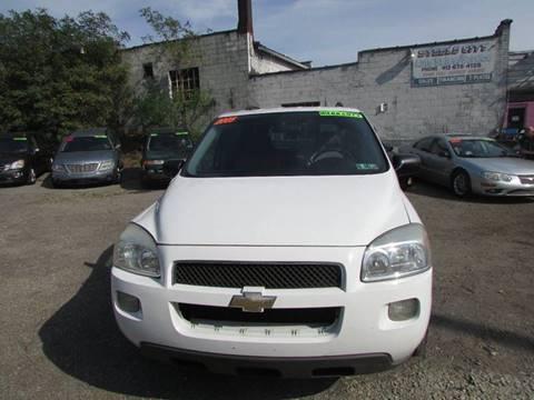 2005 Chevrolet Uplander for sale in Mckeesport, PA
