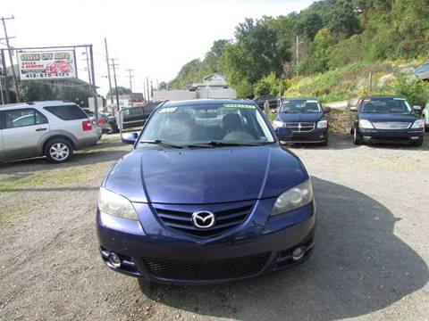2005 Mazda MAZDA3 for sale in Mckeesport, PA
