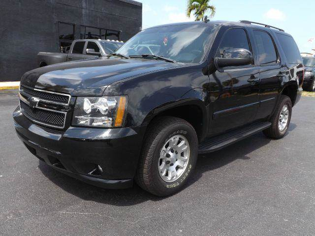 2007 Chevrolet Tahoe for sale at TRANSCONTINENTAL CAR USA CORP in Fort Lauderdale FL