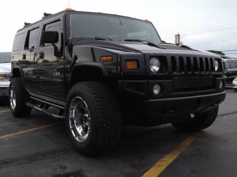2004 HUMMER H2 for sale at TRANSCONTINENTAL CAR USA CORP in Ft Lauderdale FL