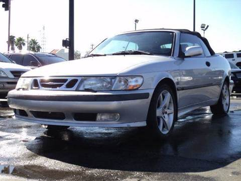 2002 Saab 9-3 for sale at TRANSCONTINENTAL CAR USA CORP in Ft Lauderdale FL